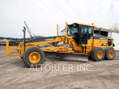 2013 MOTOR GRADERS VOLVO CONSTRUCTION EQUIPMENT G940B