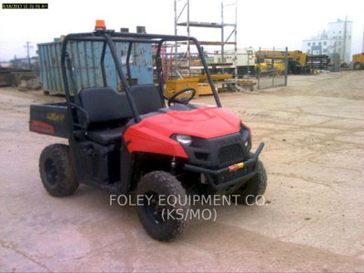 2011 MISCELLANEOUS / OTHER EQUIPMENT POLARIS RANGER4X4