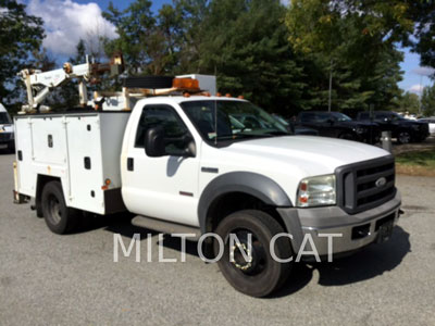 2005 ON HIGHWAY TRUCKS FORD F450