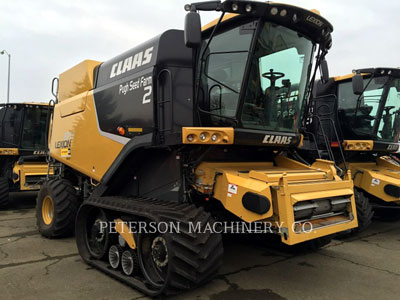 2015 AG OTHER LEXION COMBINE LX 670