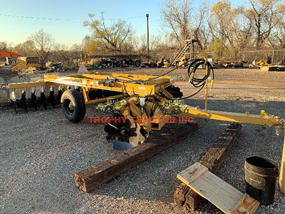 2018 Agriculture - Tillage Tools ROME TCW 28