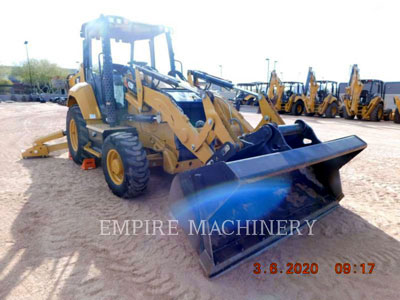 2019 BACKHOE LOADERS CATERPILLAR 420F2 HRC