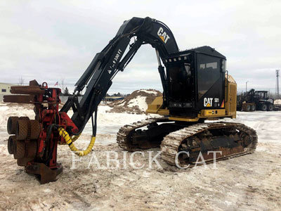 2013 FOREST MACHINE CATERPILLAR 501HD