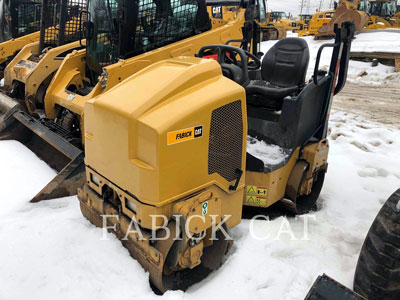 2016 ASPHALT PAVERS CATERPILLAR CB14B