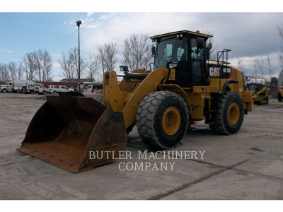2013 WHEEL LOADERS/INTEGRATED TOOLCARRIERS CATERPILLAR 950K