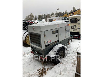 2015 PORTABLE GENERATOR SETS WACKER CORPORATION G25